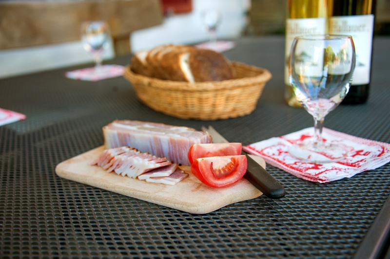 Berghof Hallau Ferienwohnung Picknick