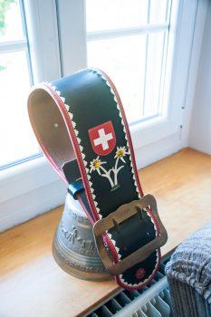 Berghof Hallau Glocke